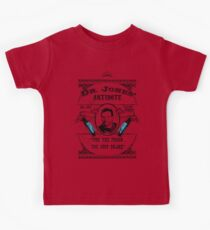 Dr. Jones' Antidote- Indiana Jones Kids Clothes