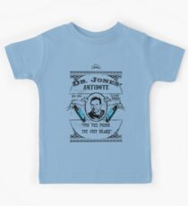 Dr. Jones' Antidote- Indiana Jones Kids Tee