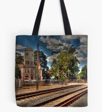 Guildford Post Office Crossing! Tote Bag