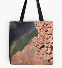 Hanging Out Over Horseshoe Bend Tote Bag