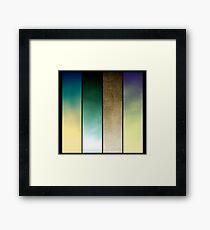 cielo quattro Framed Print