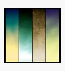 cielo quattro Photographic Print