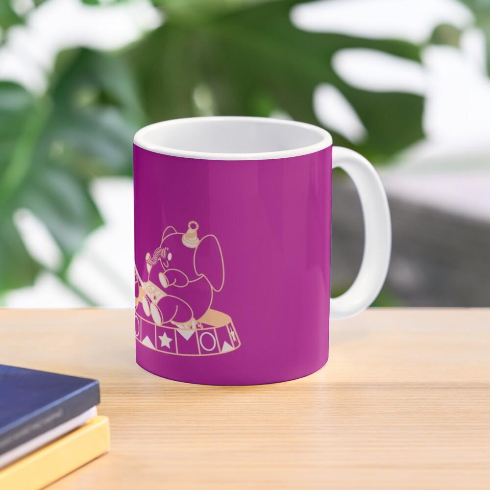 Elephant & Monkey Mug