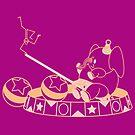 Elephant & Monkey by a-roderick