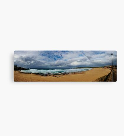 Breaking all the Rules. Canvas Print