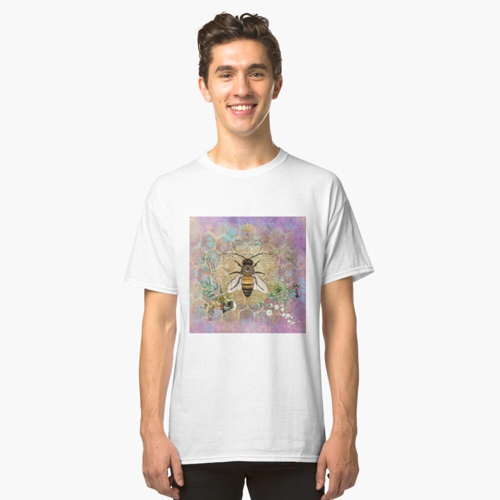 Queen Honey Bee Classic T-Shirt