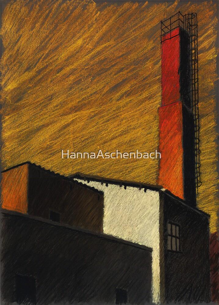 alter Heizer by HannaAschenbach