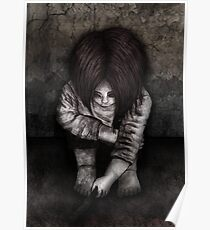 Alone... Poster
