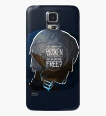 Fenris - The Chains Are Broken Case/Skin for Samsung Galaxy