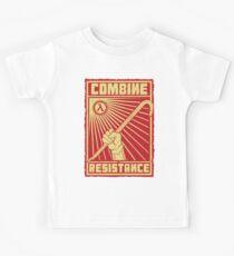 Combine Resistance Kids Tee