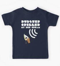 Dubstep Spilled My Icecream - Vanilla Kinder T-Shirt
