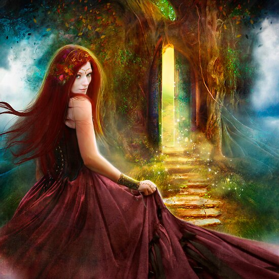 When Inspiration Knocks by Aimee Stewart