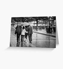 Umbrella 4 All Greeting Card