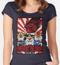 Prevent the Drop Women's Fitted Scoop T-Shirt
