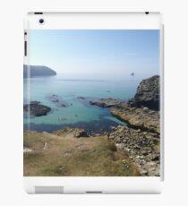 Trevellas Low Tide iPad Case/Skin