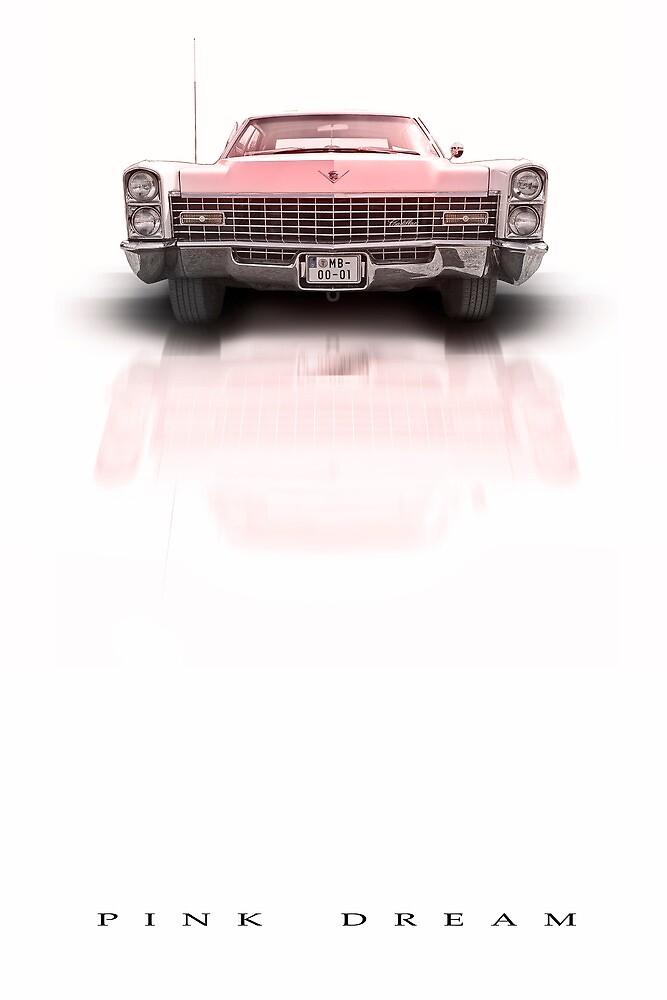 pink dream by Mario Benz