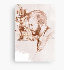 Bon Iver / Justin Vernon Canvas Print