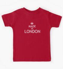 Made In London Kids Tee
