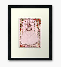 A Gown for Dancing Framed Print