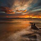 Burning Skies by Brian Kerr