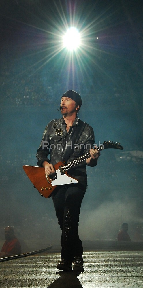 Return Of The Stingray Guitar by Ron Hannah