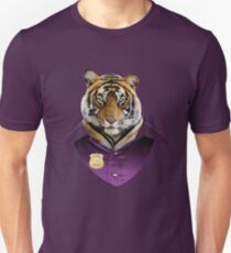 security tiger  Unisex T-Shirt