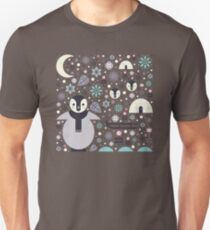 Penguin Small  Unisex T-Shirt