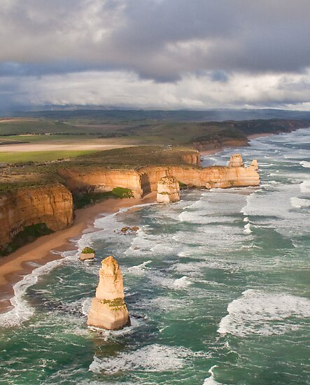 The Apostles II by Ian Fraser