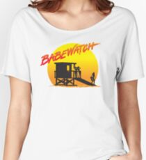 Babewatch (Baywatch) Women's Relaxed Fit T-Shirt