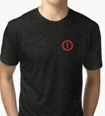 Power Off!  - Logo Tri-blend T-Shirt