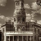 Midland Town Hall Tower ! by HG. QualityPhotography