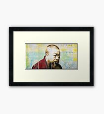 Tribute to Ai Weiwei: 21st Century Revolutionary Framed Print