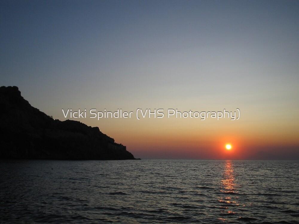 Sunset by Vicki Spindler (VHS Photography)
