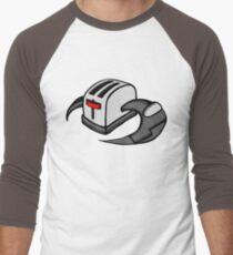 Frakking Toasters Men's Baseball ¾ T-Shirt