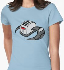 Frakking Toasters Womens Fitted T-Shirt