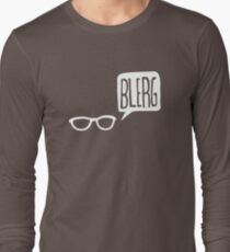 White Blerg T-Shirt