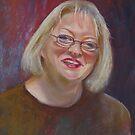 Portrait of Margaret by Lynda Robinson