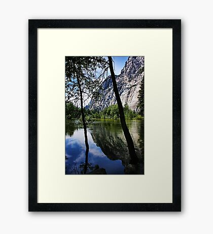 Overflowing Framed Print