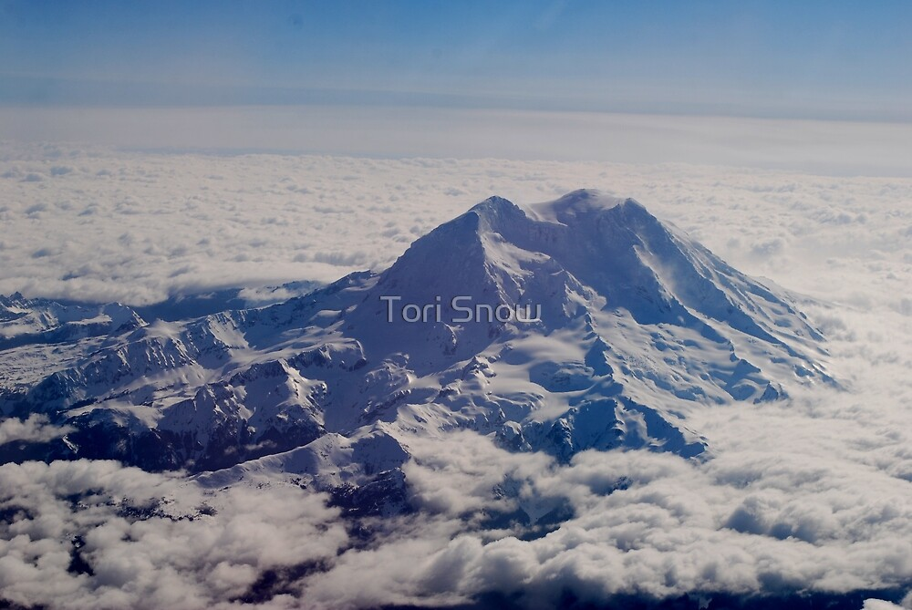 Morning Over the Mountain by Tori Snow