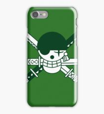 Zoro - Jolly Roger iPhone Case/Skin