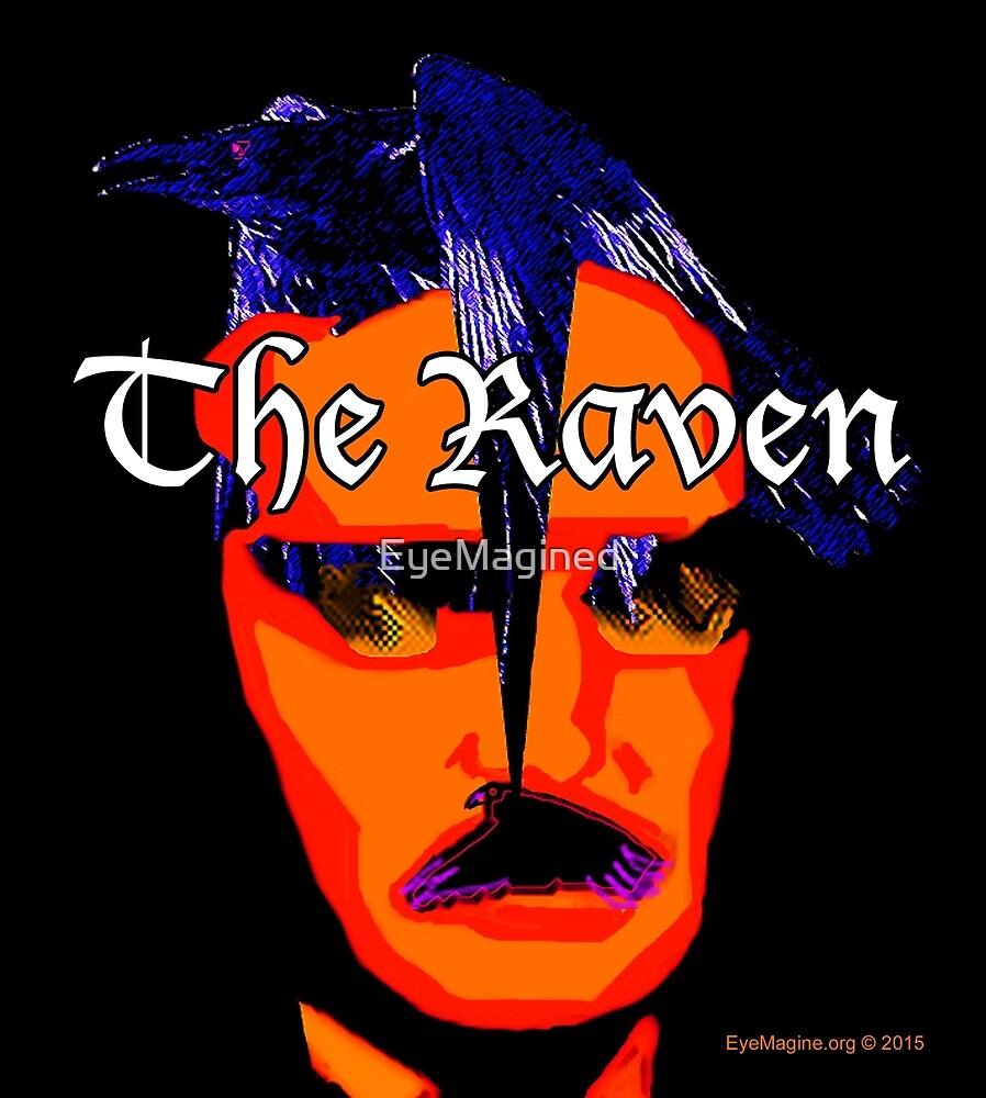 Edgar Allan Poe: The Raven by EyeMagined