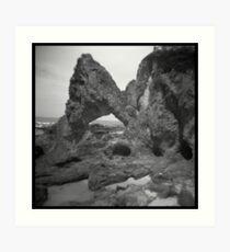 Coast #09 Art Print