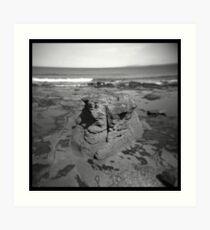 Coast #11 Art Print