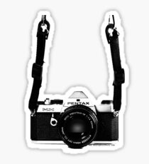 Vintage 35mm SLR Camera Pentax MX  Sticker