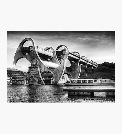 The Falkirk Wheel Photographic Print