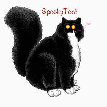 SpookyToof! by Lborden