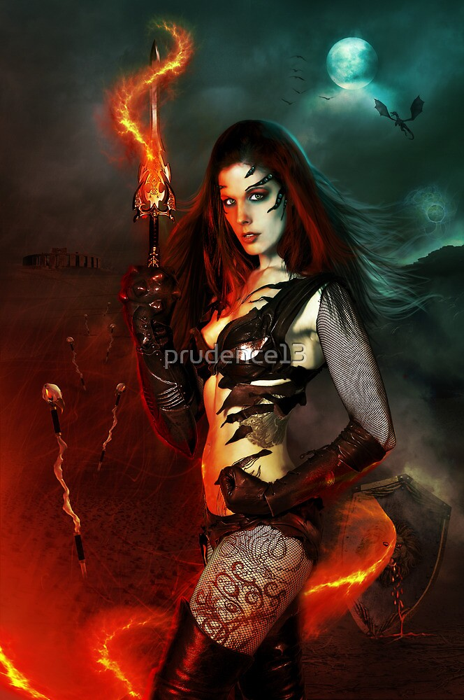 Witch Blade by prudence13