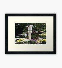 Harmon Park Framed Print
