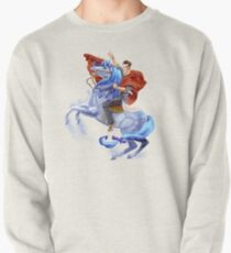 Handsome Jack & Buttstallion (Borderlands 2) Pullover