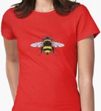 Yellow and Black Stripes Bumblebee Bug T-Shirt